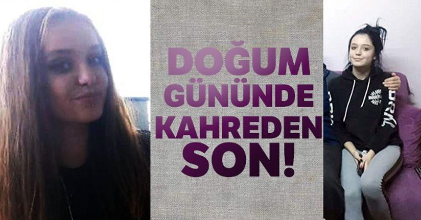 15 yaşındaki kız doğum gününde tüfekle vurularak öldü