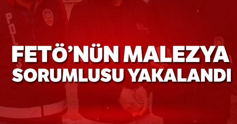 FETÖ'nün Malezya sorumlusu MİT operasyonuyla yakalandı