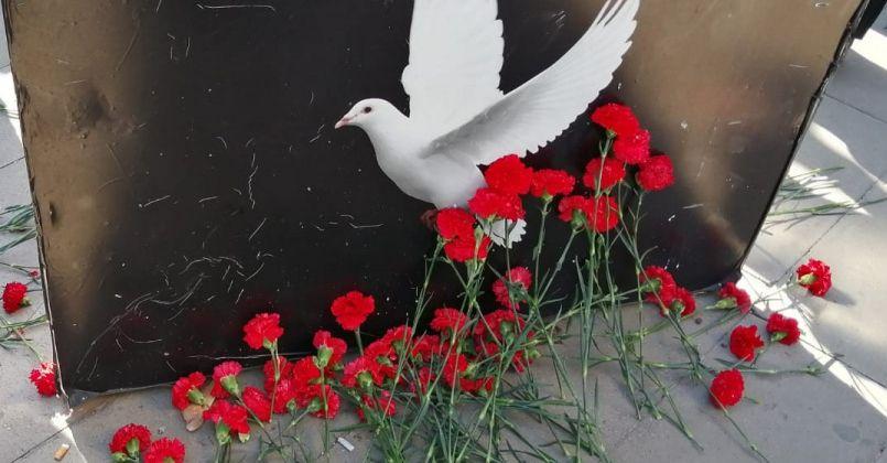 Ankara Garı saldırısında hayatını kaybedenler 6. yılında törenle anıldı