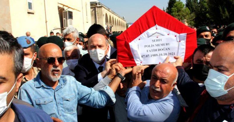 MHP İlçe Başkanının oğluFatih Doğan şehit düştü
