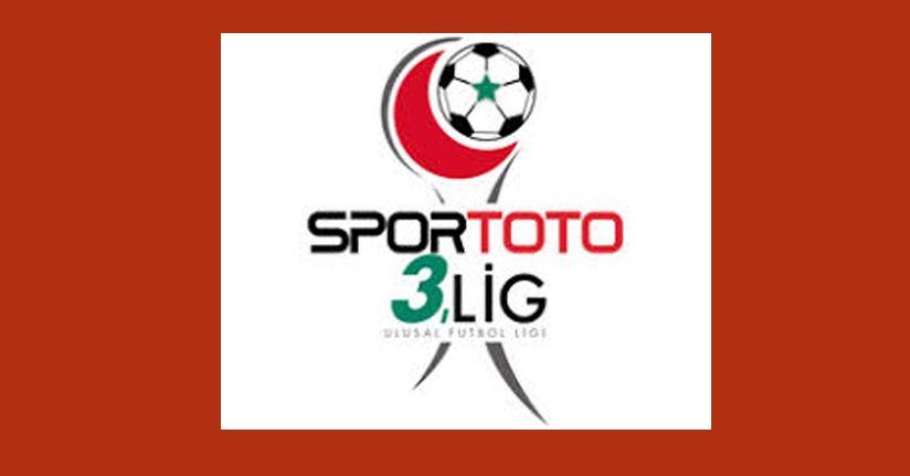 Spor toto 3. lig 1. grupta 1. hafta