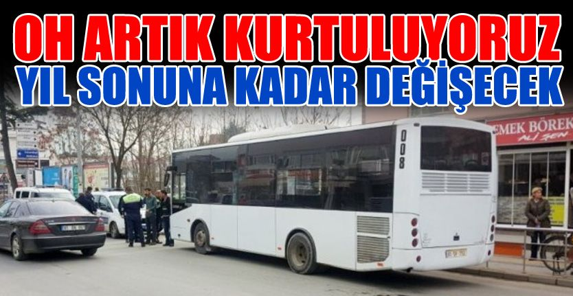 Ulaşıma yeni otobüsler geliyor