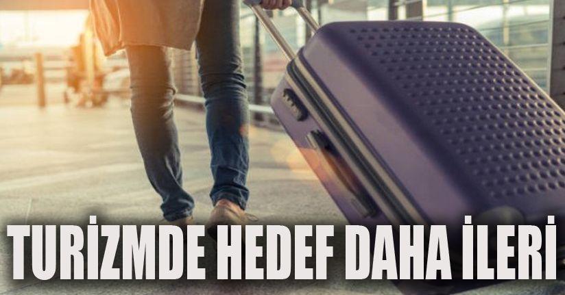 Türkiye'ye gelen yabancı ziyaretçi sayısı 24 milyon 693 bin 886 oldu