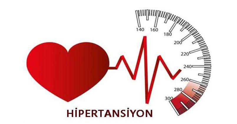 Hipertansiyon, kalp krizi ve kalp yetersizliğini tetikler