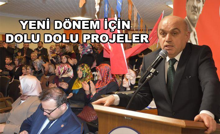 Osman Kılıç da Projelerini Açıkladı