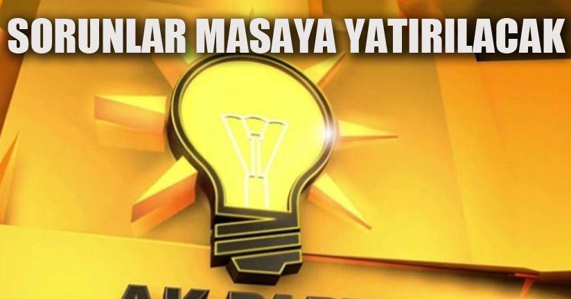 AK Partili belediye başkanları Bursa'da toplanıyor