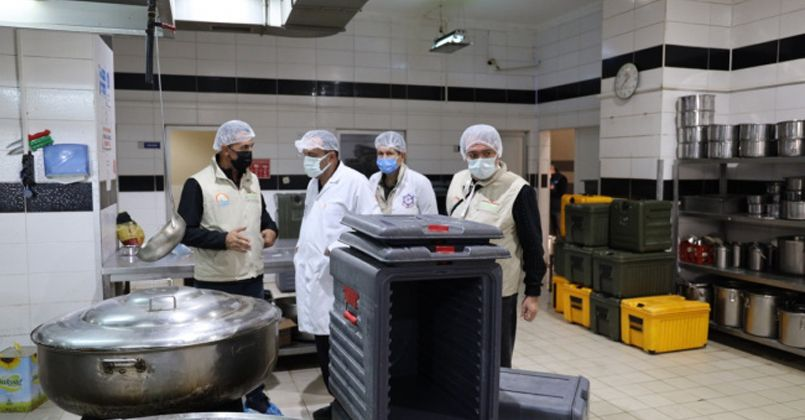 100 kişinin hastanelik olmasının ardından jet denetim: 5 yemek fabrikasına ceza yağdı