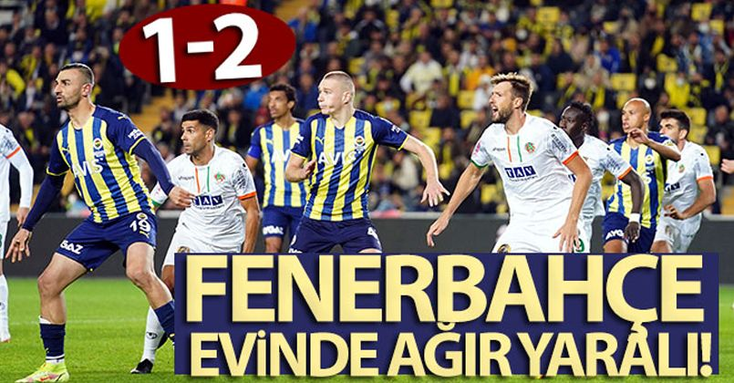 Fenerbahçe evinde ağır yaralı!