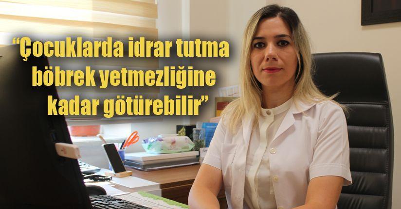 Dr.Nadide Melike Sav Ebeveynleri Uyardı