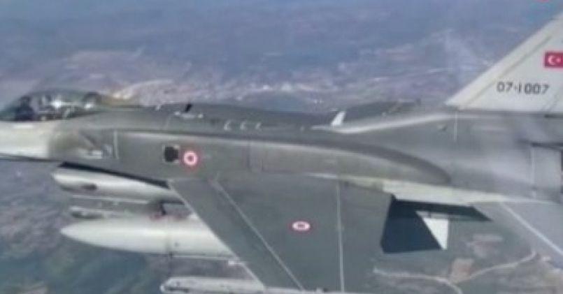 MSB: 'Su Üstü Unsurlarına Karşı Hava Harekatı eğitimi başarıyla gerçekleşti'