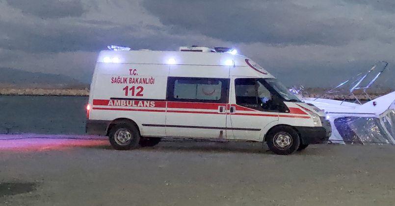 Tekirdağ'da yardıma giden bot alabora oldu: 1 ölü, 1 kayıp