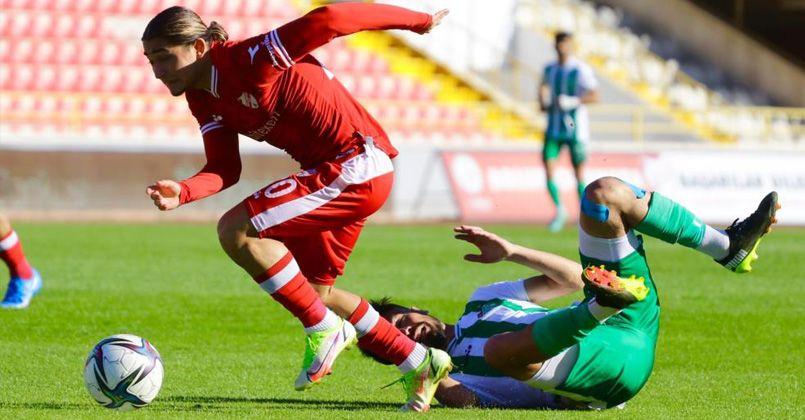 Ziraat Türkiye Kupası 3. Eleme Turu: Boluspor 1 - Çarşambaspor 0