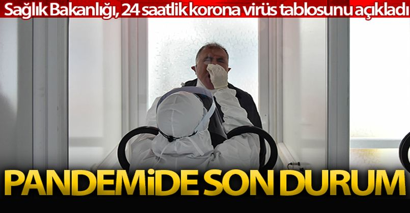 27 Ekim 2021 Korona Virüs Tablosu