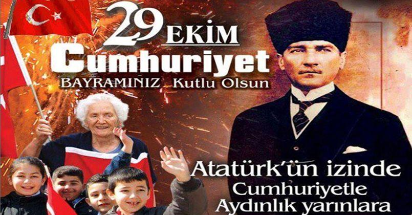 CHP'den 29 Ekim Mesajı
