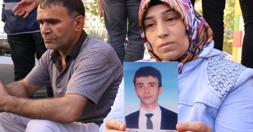 HDP önünde eylem yapan aile sayısı 15'e yükseldi