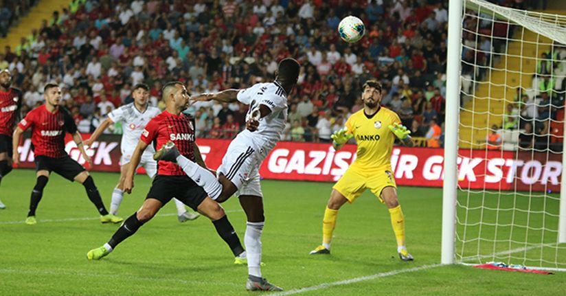 Gazişehir: 3-2 BJK