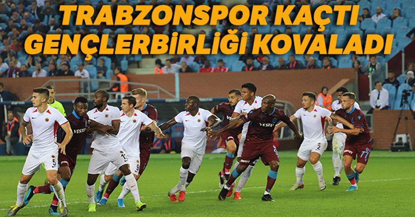 Trabzonspor 2-2 Gençlerbirliği