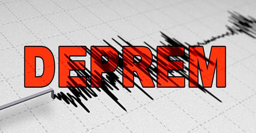İstanbul'da 4,6 Büyüklüğünde Deprem