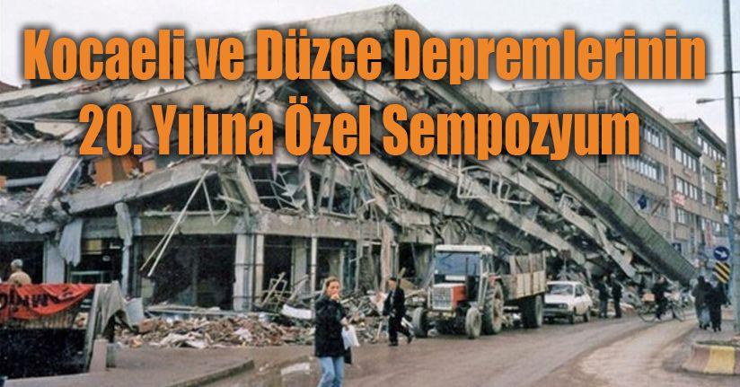 6. Uluslararası Deprem Sempozyumu Kocaeli'de yapılacak