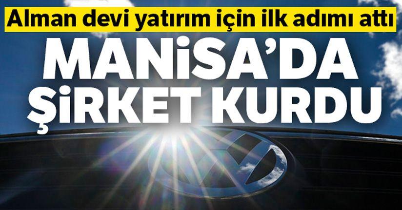 Volkswagen Türkiye'ye ilk adımı attı