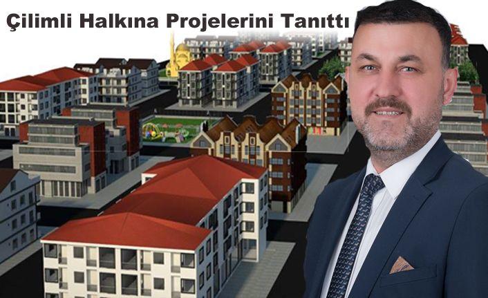 Muhsin Yavuz'dan Çilimli'ye 13 Süper Proje