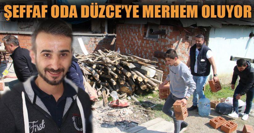 """DİDER Başkanı Mıhçı """"Tek derdimiz Düzce"""""""