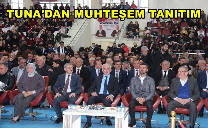 Sofuoğlu'da Tuna'yı yanlız bırakmadı