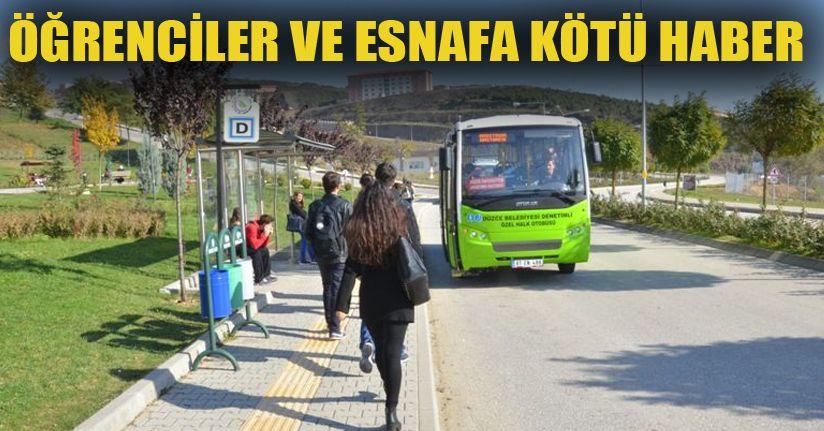 Beçi Otobüsleri Zamlanıyor, Aktarmalar Kalkıyor