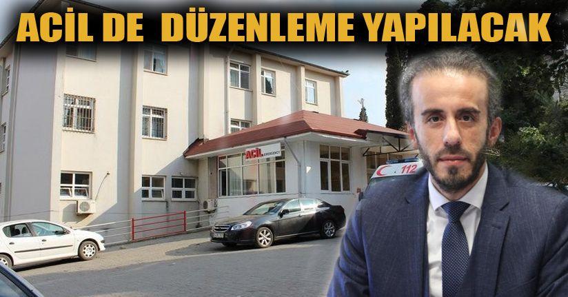 Akçakoca Devlet Hastanesi'ne 11 Doktor Atandı