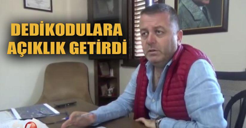 Sarıoğlu'ndan TYP Açıklaması