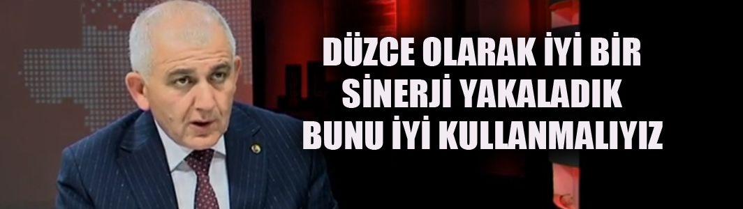 TSO Başkanı Tuncay Şahin 1,5 Yılını Değerlendirdi