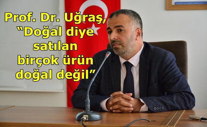 MERDİVEN ALTI ÜRÜNLERE DİKKAT!