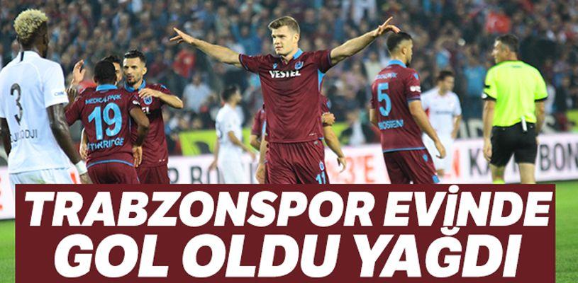 Trabzonspor: 4-1 Gaziantep