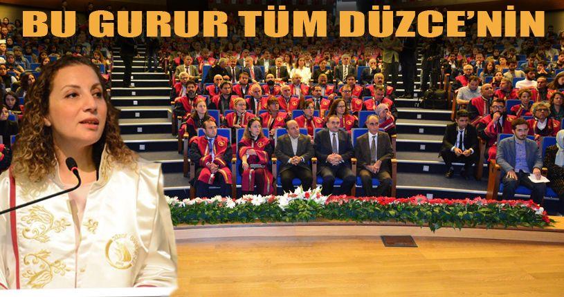 2019-2020 akademik yılı açılış töreni gerçekleştirildi