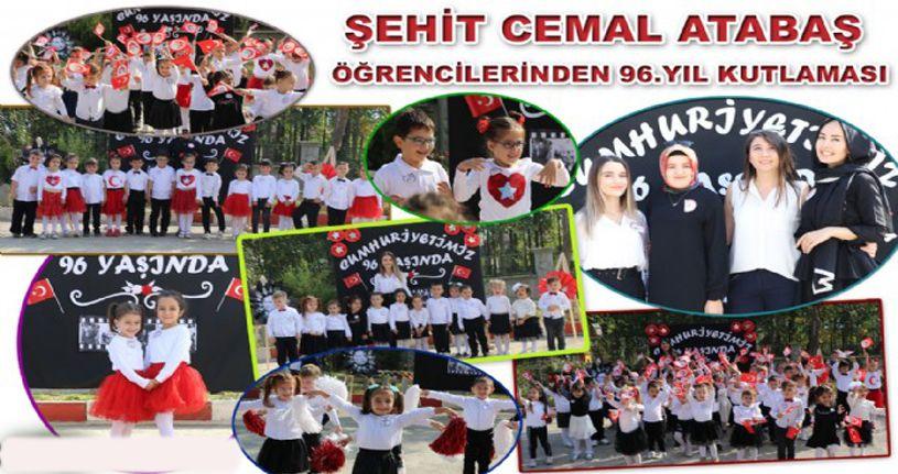 Atatürk çocuklarından renkli etkinlik