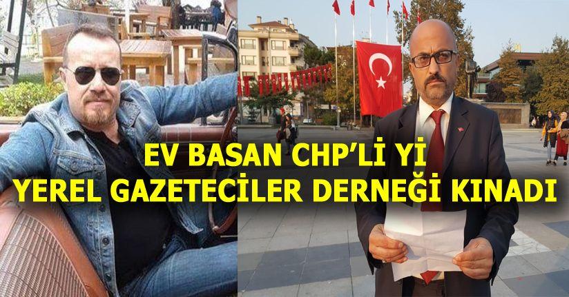 Kızıltan'a Saldırıya Türkiye Yerel Gazeteciler Derneği'nden Kınama