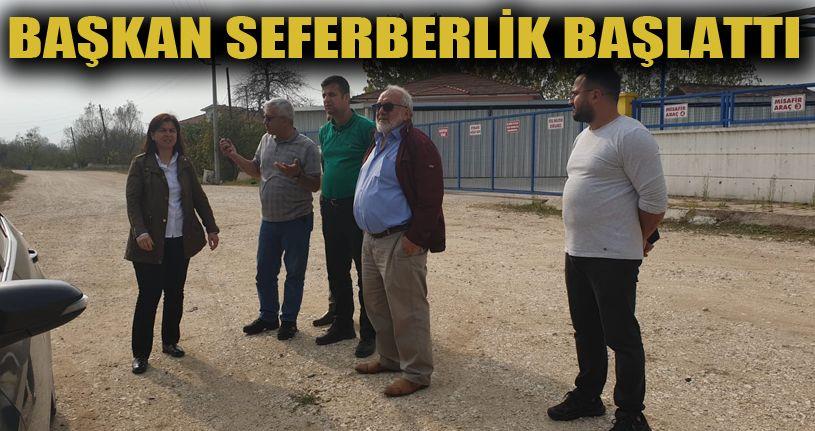 Çiğdem Günal Köy Köy Geziyor