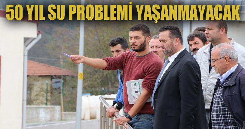 Başkan Yanmaz Akçakoca arıtma tesisini inceledi
