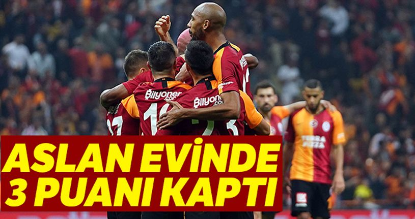Galatasaray 2 - 0 Çaykur Rizespor