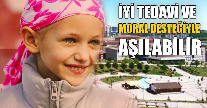 Dü'den Lösemili Çocuklar Haftası Mesajı