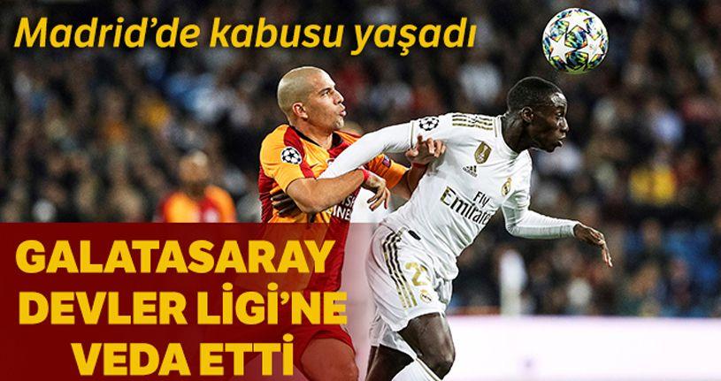 Real Madrid 6-0 Galatasaray