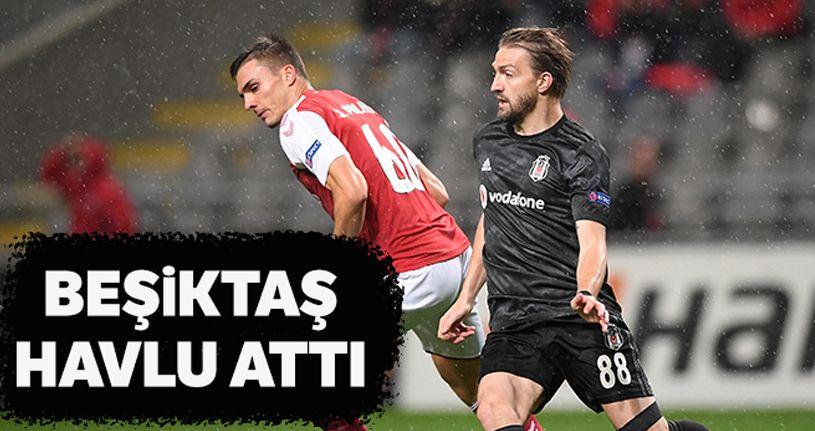 Braga 3-1 Beşiktaş
