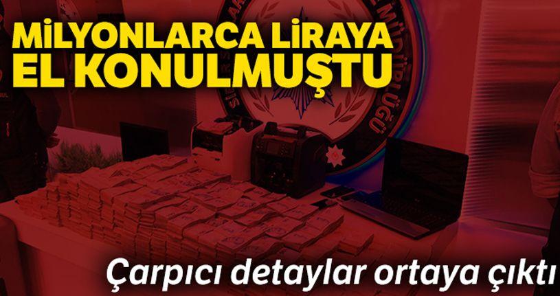 Yasa dışı sanal bahis operasyonunda çarpıcı detaylar ortaya çıktı