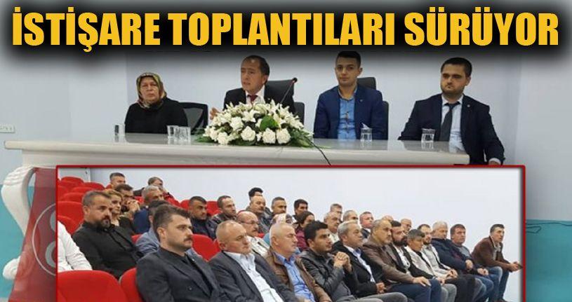 MHP Çilimli'de Toplandı